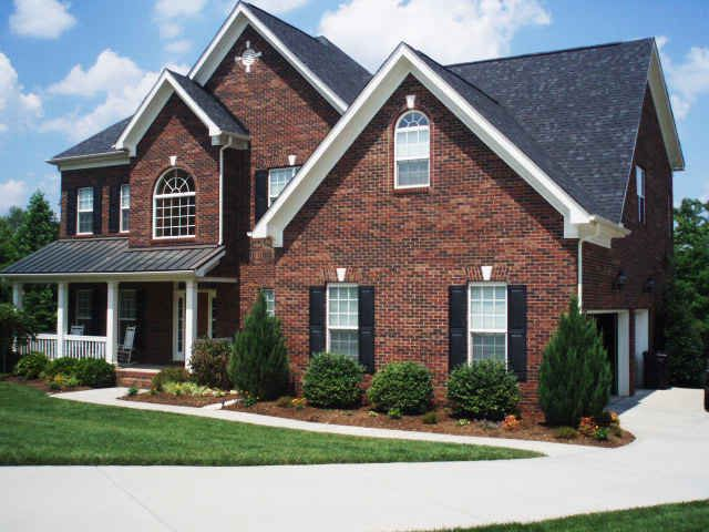 Home Life: When I Grow Up I Want To Live In A Brick House