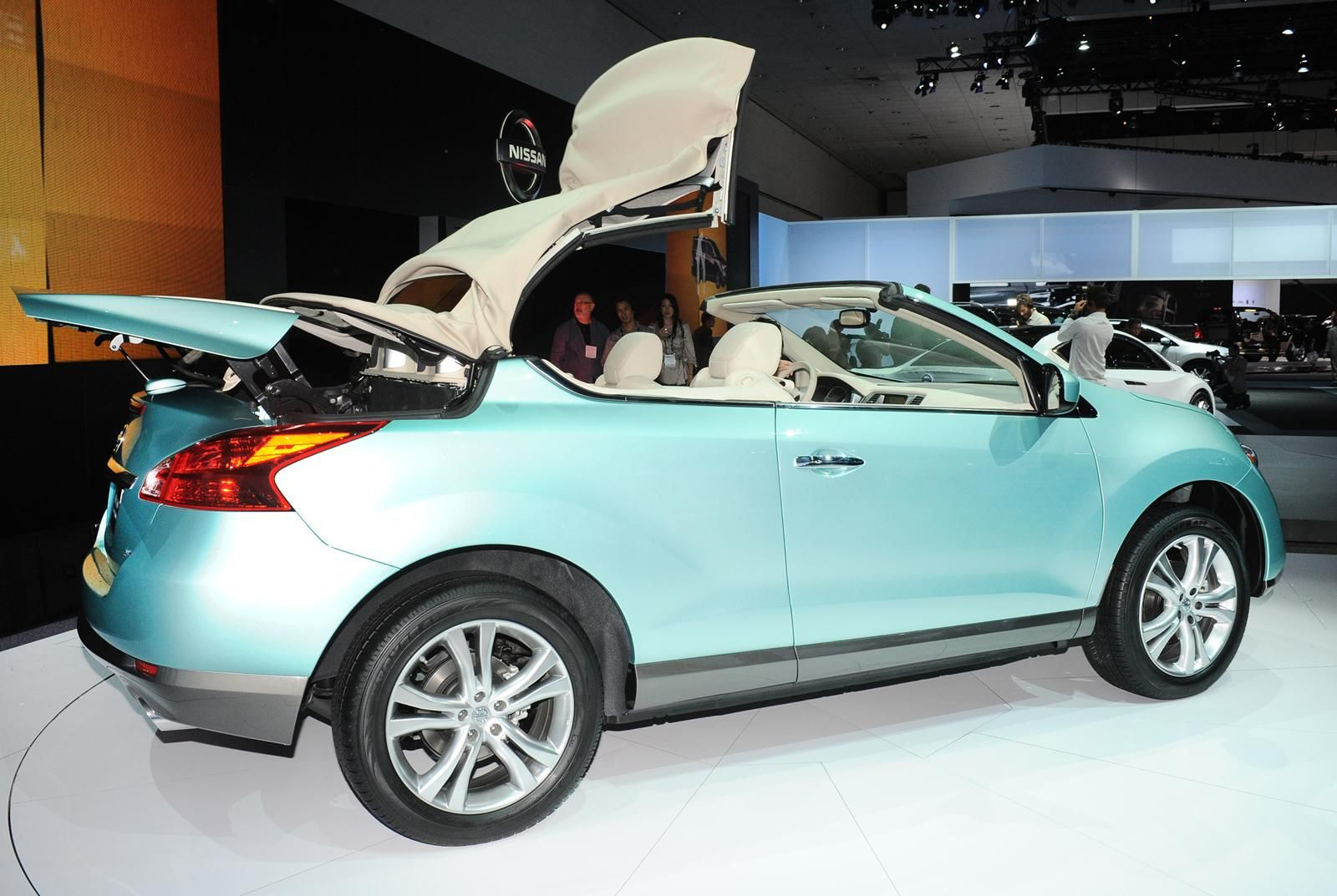 nissan murano convertible 2016 transport me pinterest nissan murano nissan and convertible. Black Bedroom Furniture Sets. Home Design Ideas