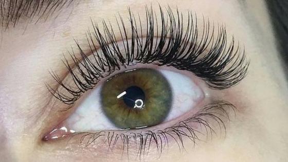Best Mink Lashes Semi Permanent Eyelash Extensions Near