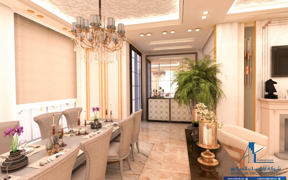 صور ديكورات اسقف جبس مشغول كلاسيك 2019 Home Decor Decor Gypsum Decoration