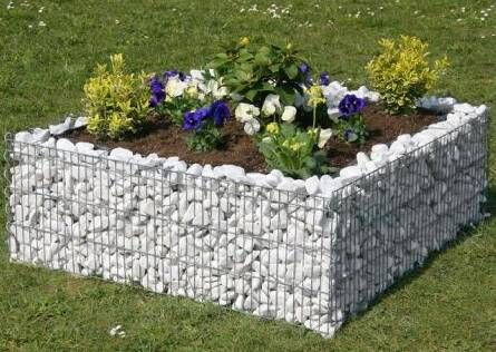 interiores jardin piedras como elementos decorativos de los jardines