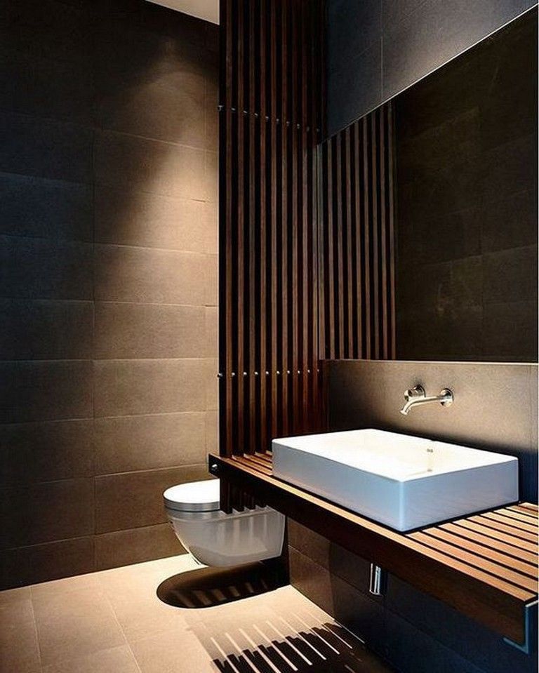 26 Awesome Apartment Bathroom Ideas For Men Bathroomideas Bathroomremodel Bathroomdesign Bathroom Decor Apartment Modern Bathroom Bathroom Decor