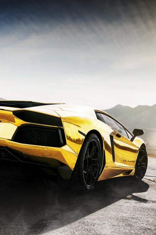 Lamborghini Aventador Cars Futuristic Cars Lamborghini Gold