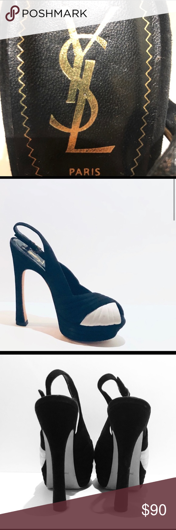 used ysl shoes