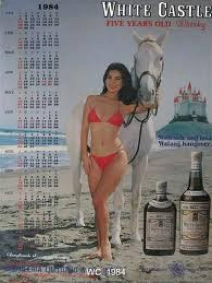 Carmi Martin S White Castle Ad 1984 With Images Carmi Olds