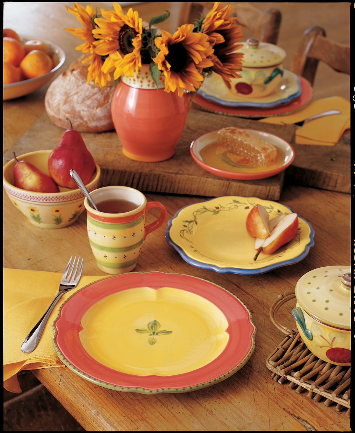 Pfaltzgraff has created a beautiful collection of dinnerware serveware and accessories based on the book The Secrets of Pistoulet by Jana Kolpen.  sc 1 st  Pinterest & Pfaltzgraff has created a beautiful collection of dinnerware ...