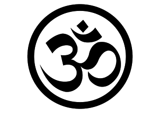 Om Yoga Logo Vector Yoga Symbols Yoga Logo Symbols