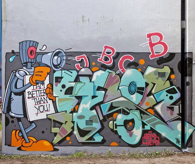 2019 Graffiti: Pin By Steve LaForce On Graffiti In 2019