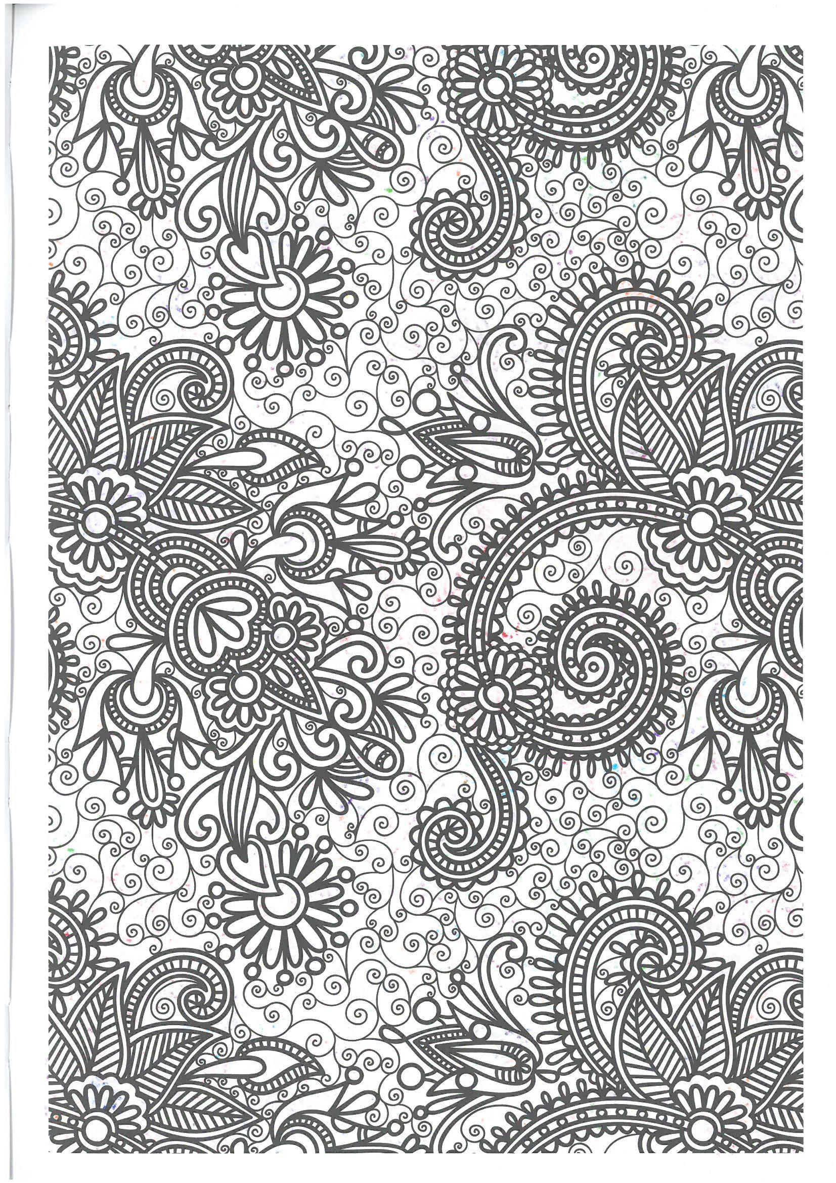 Coloring, Colorir, Desenho | Mandalas, Zengalas, Doodles para ...