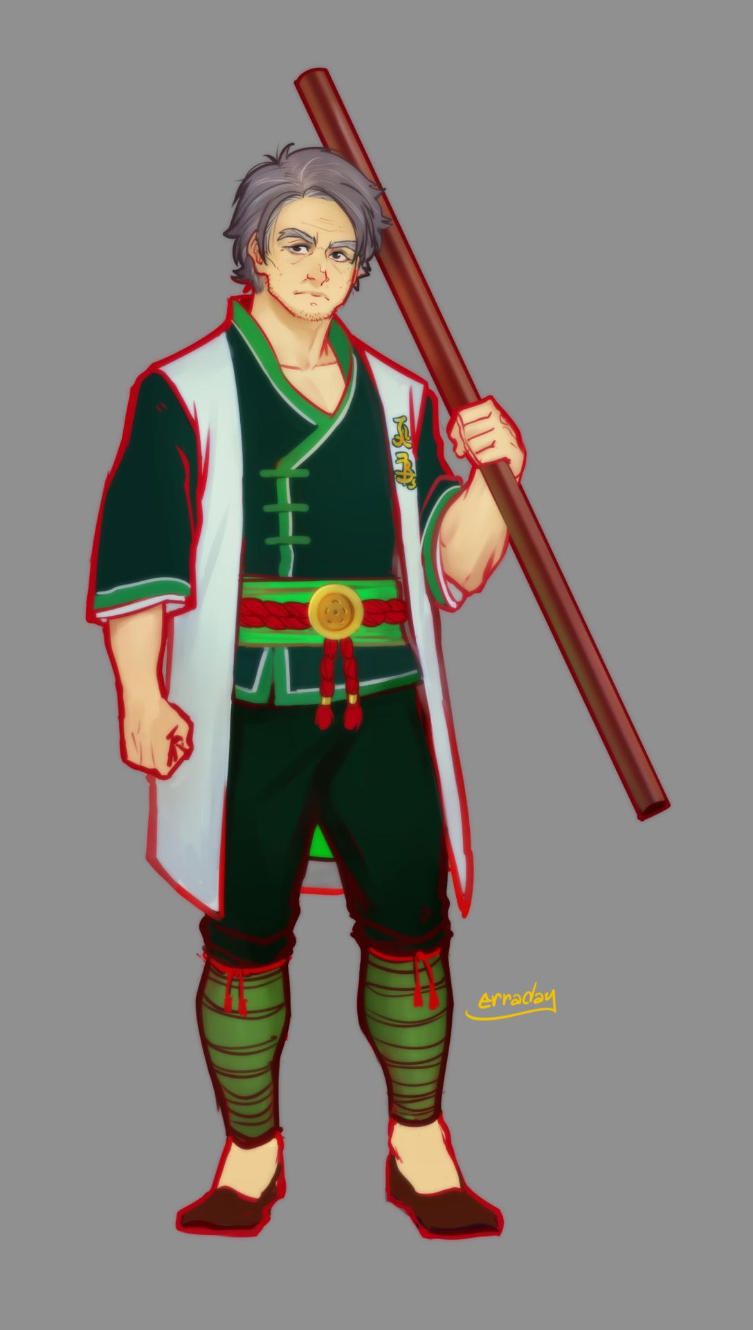 Ninjago Master Garmadon By Erraday ninjago erraday