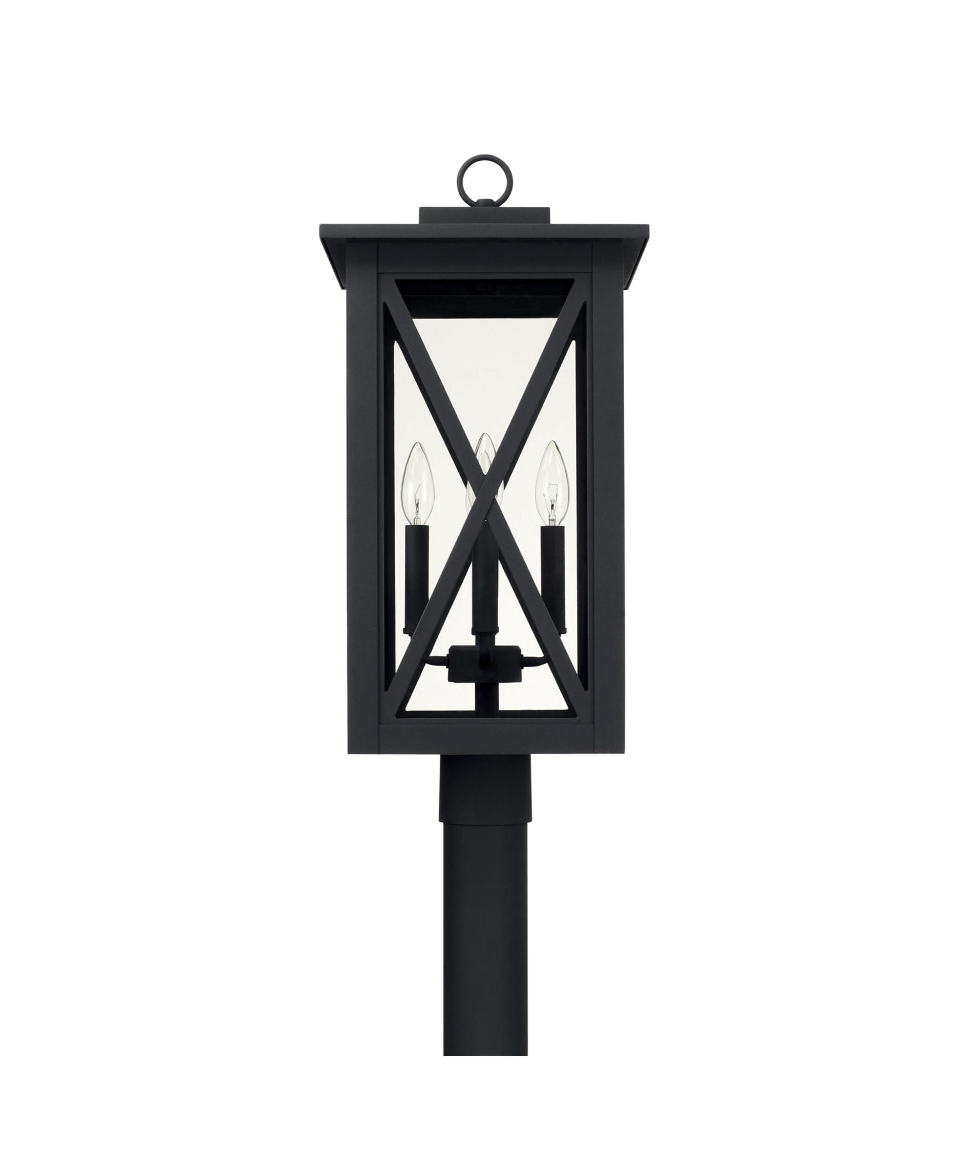 Avondale First Accent Tallest Wall: Avondale 23 Inch Tall 4 Light Outdoor Post Lamp By Capital