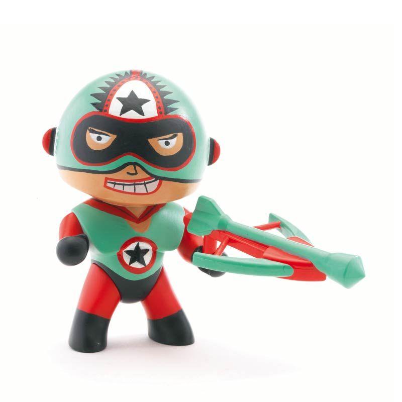 Superhelt, samleobject - Starboy