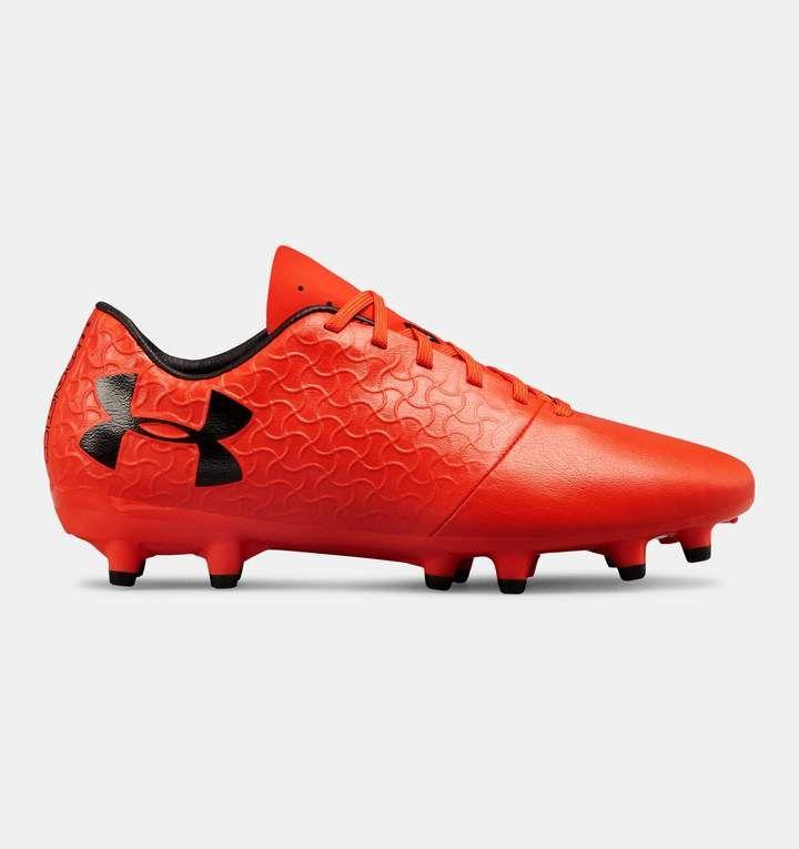 9d81d01c64 Boys' UA Magnetico Select FG JR Soccer Cleats | Products | Soccer ...