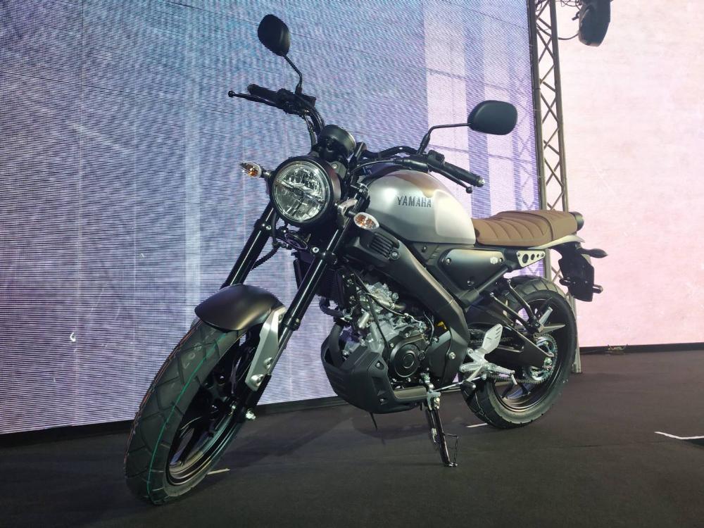 All New Yamaha Xsr155 Motorcycle Yamaha Bike