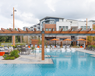 Jtb Apartments Jacksonville Fl Structura Inc On Mortarr Com Outdoor Bar Area Swimming Pool Designs Pool Designs