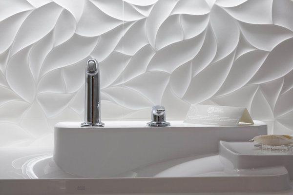 carrelage porcelanosa Carrelage Design porcelanosa salle de bain - image carrelage salle de bain