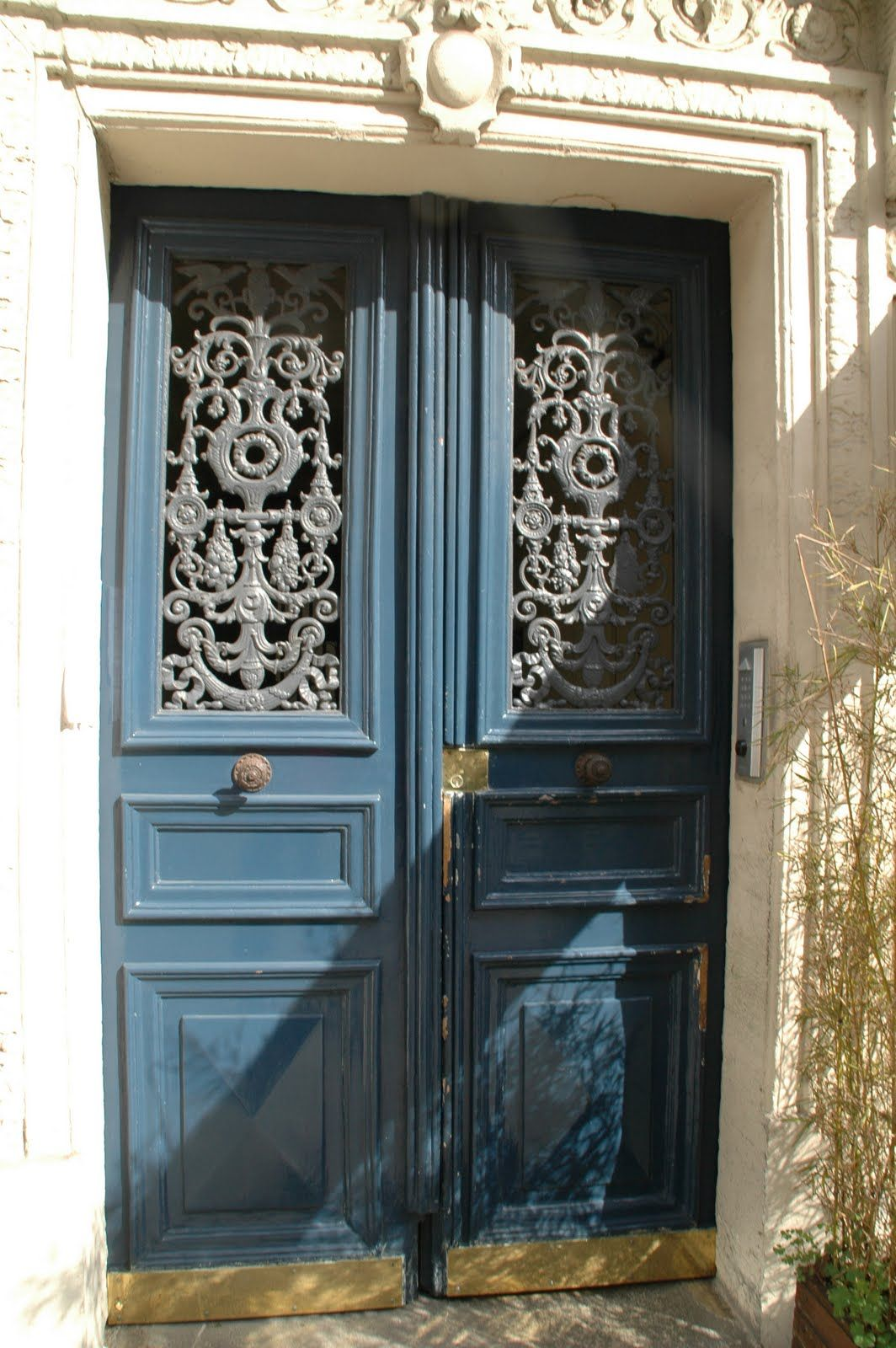 3 the beauty of this rustic French door | Windows & Doors & Gates ...