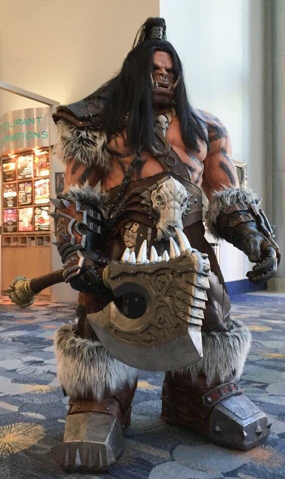 World of warcraft orc cosplays pinterest warcraft orc cosplay world of warcraft orc solutioingenieria Choice Image