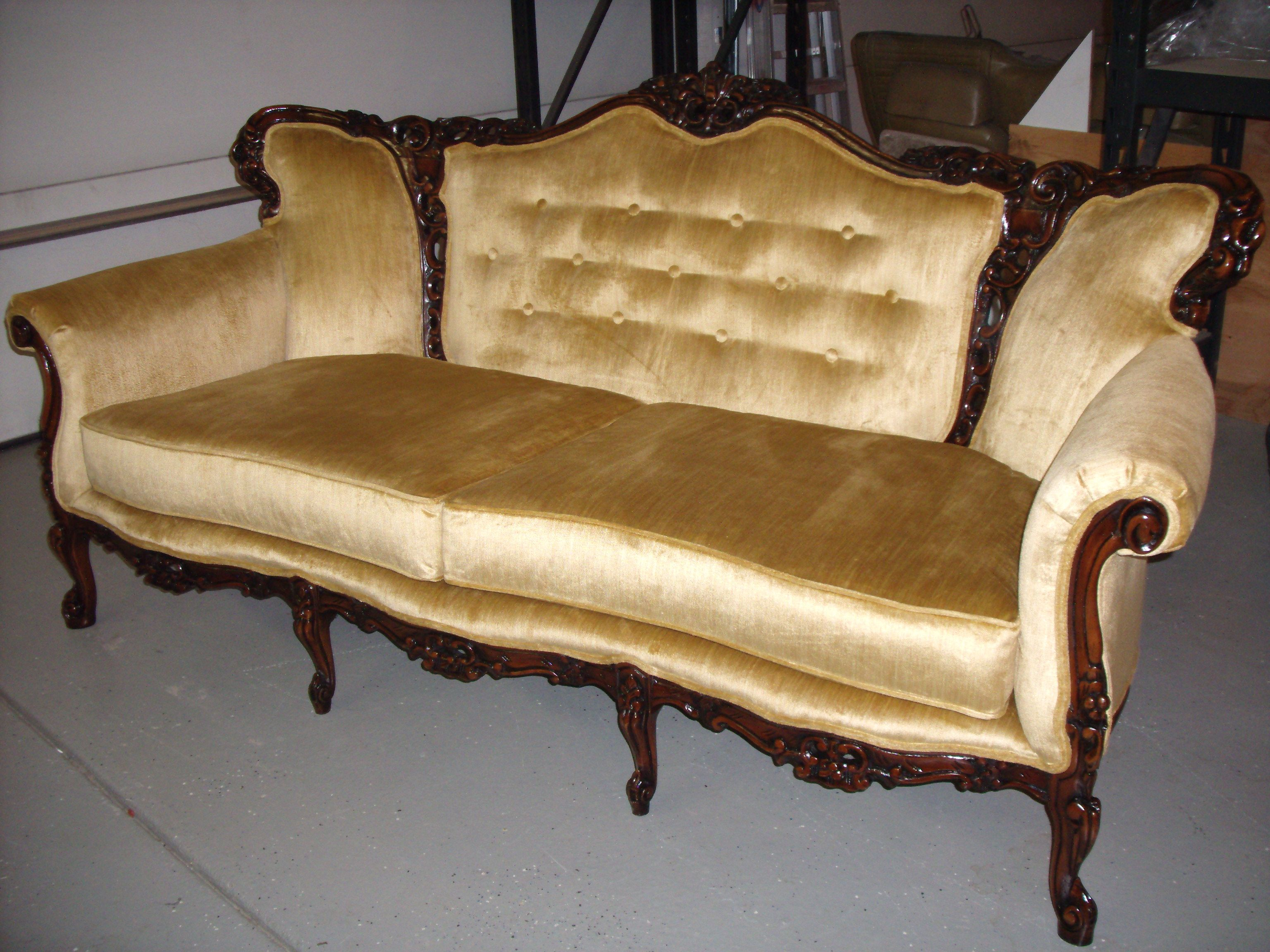 Antique french chair - French Antique Furniture