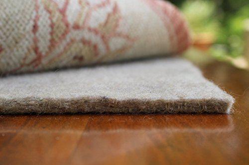 8x10 Mohawk Felt Rug Pads For Hardwood Floors 3 8 Inch Thick
