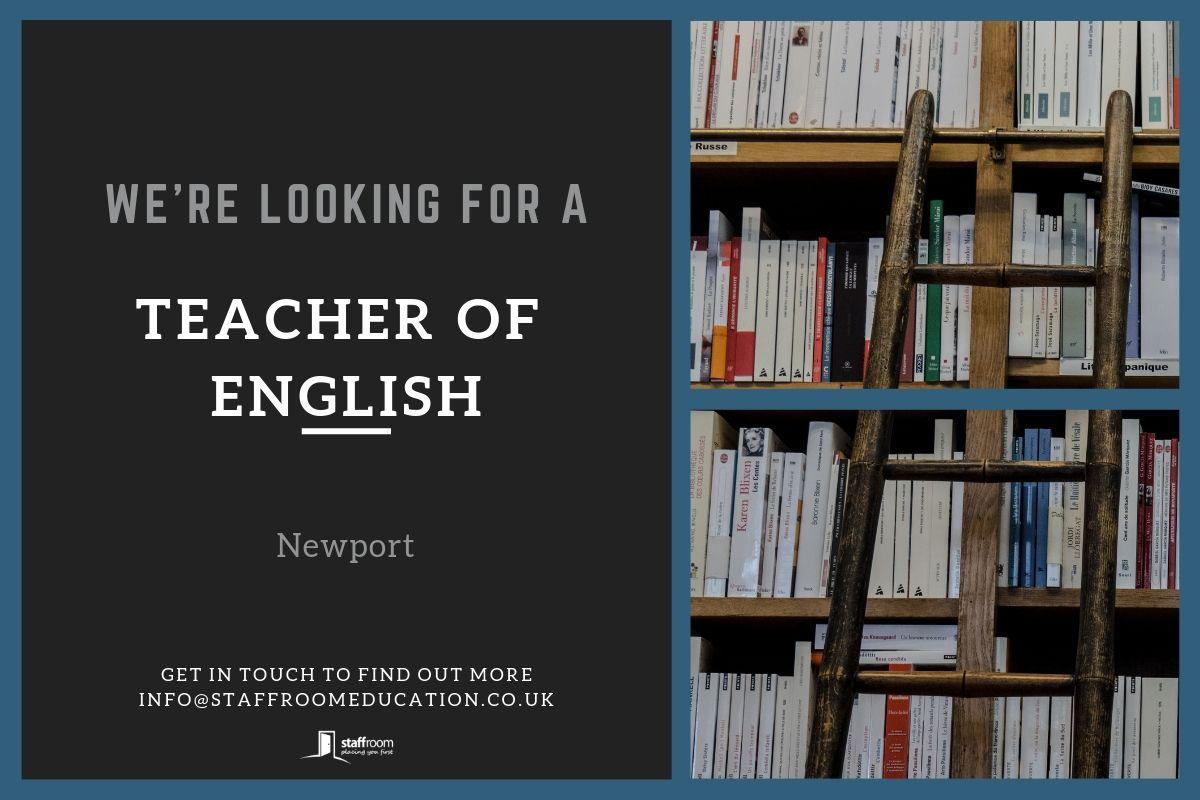 English Teacher Teacher, Teaching vacancies, Teacher