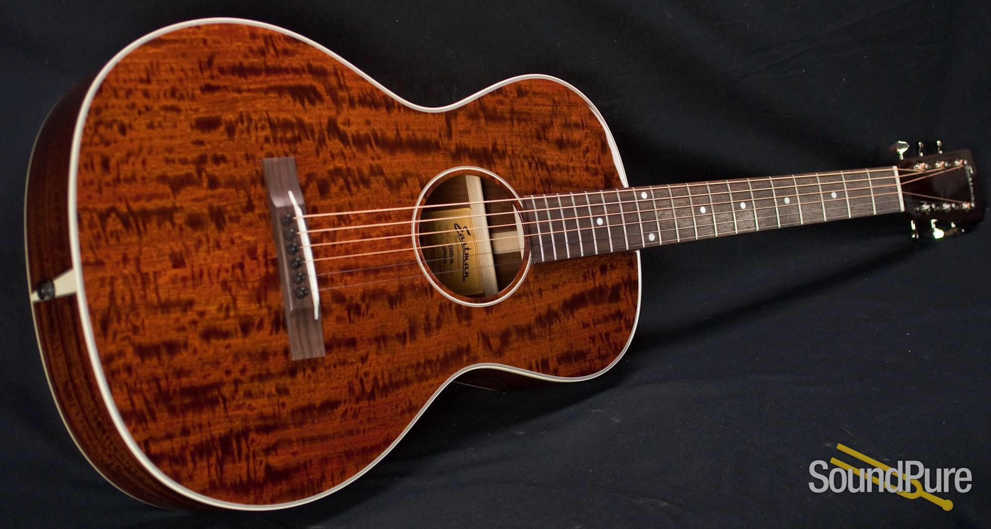 Eastman E10oo M Mahogany Acoustic Guitar
