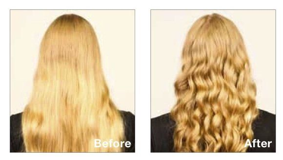 BEFORE/AFTER PHOTOS: Review, Redken Shape Control Hair Smoothing Salon Treatment #bstat