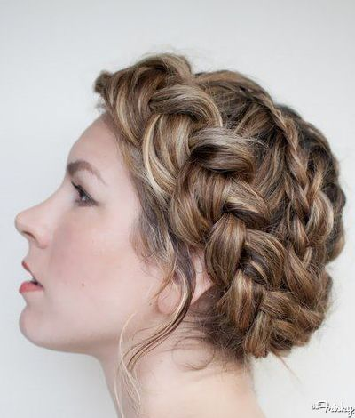 21 Simple Hairstyles for Little Girls Attending a Wedding | Hair romance, Braided hairstyles ...
