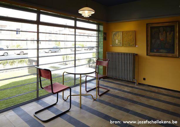 NAI Huis Sonneveld - Keuken | interbellum | Pinterest | Rivers and ...