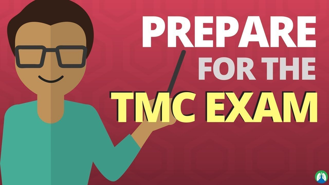 How to prepare for the tmc exam httpsyoutube
