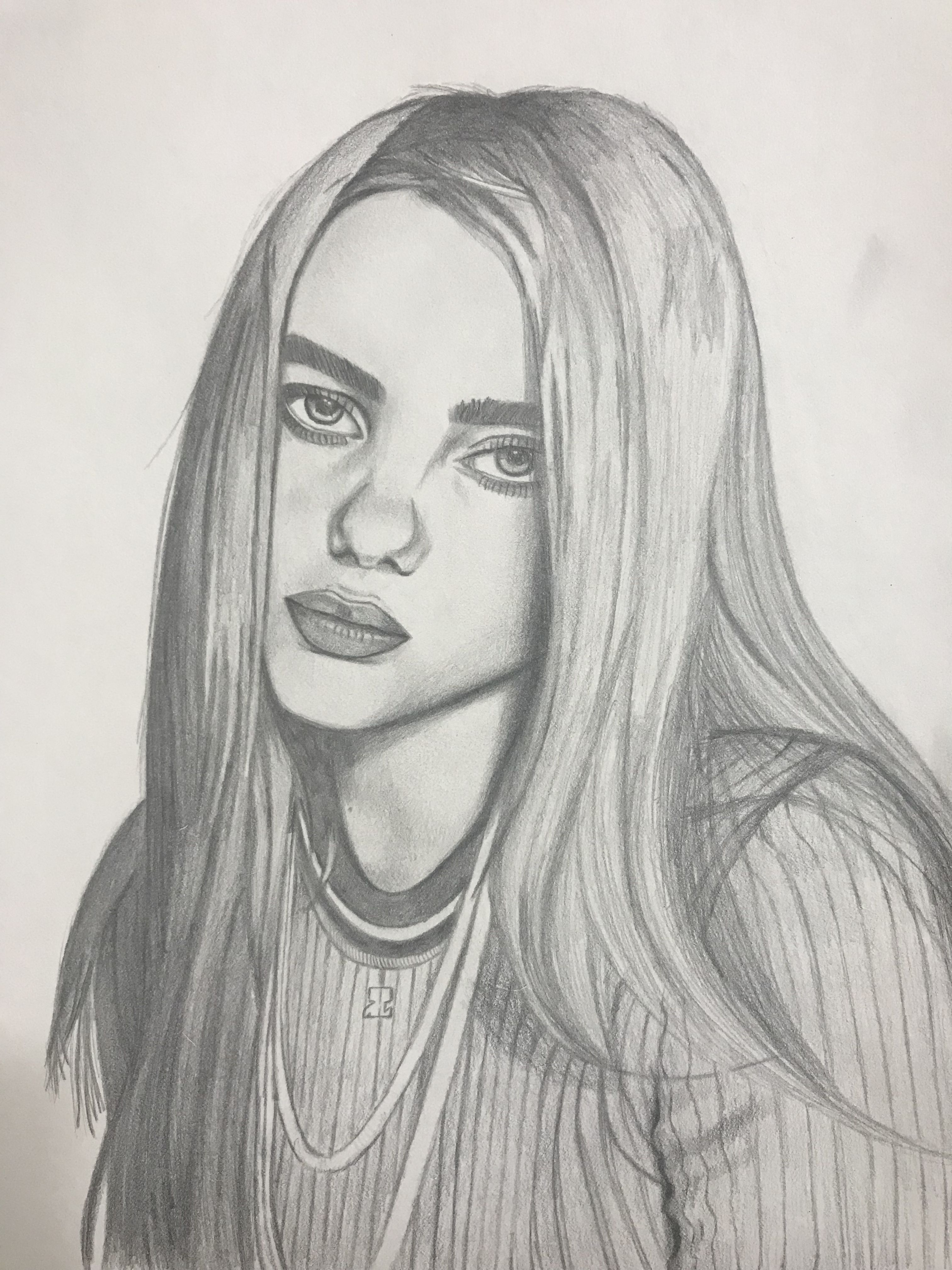 Billie Eilish With Images Billie Drawings Billie Eilish