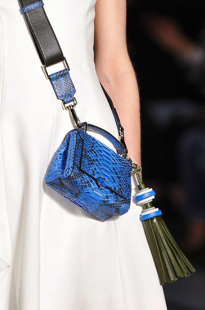Anya Hindmarch Fall 2014 | Verge Creative Group @VergeCreative #ByVerge #VergeCreativeGroup | It bags that make life worth accessorizing. |