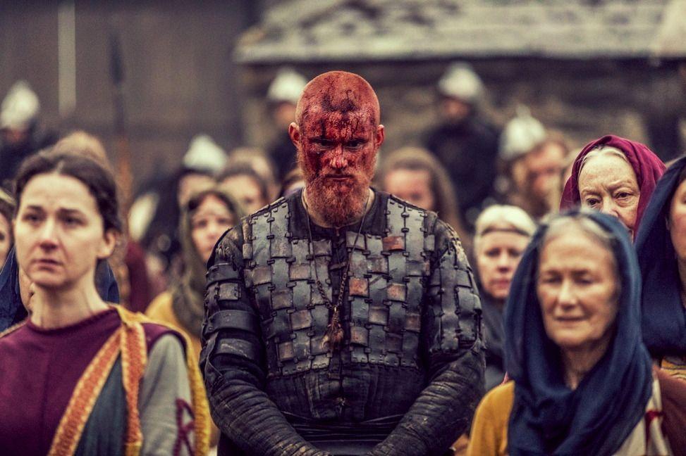 """Alex Hogh Andersen🛡🤴🏻❤️ on Instagram: """"Vikings Season 5"""
