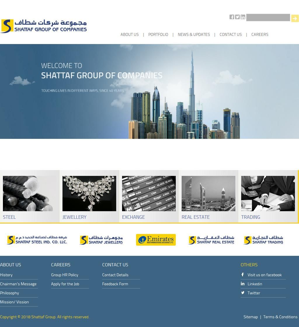 Shattaf Group Of Companies Green Tower 12 1 6b Street 10 Floor Rigga Al Buteen 125 Deira Dubai Www Haiuae Group Of Companies Companies In Dubai Company