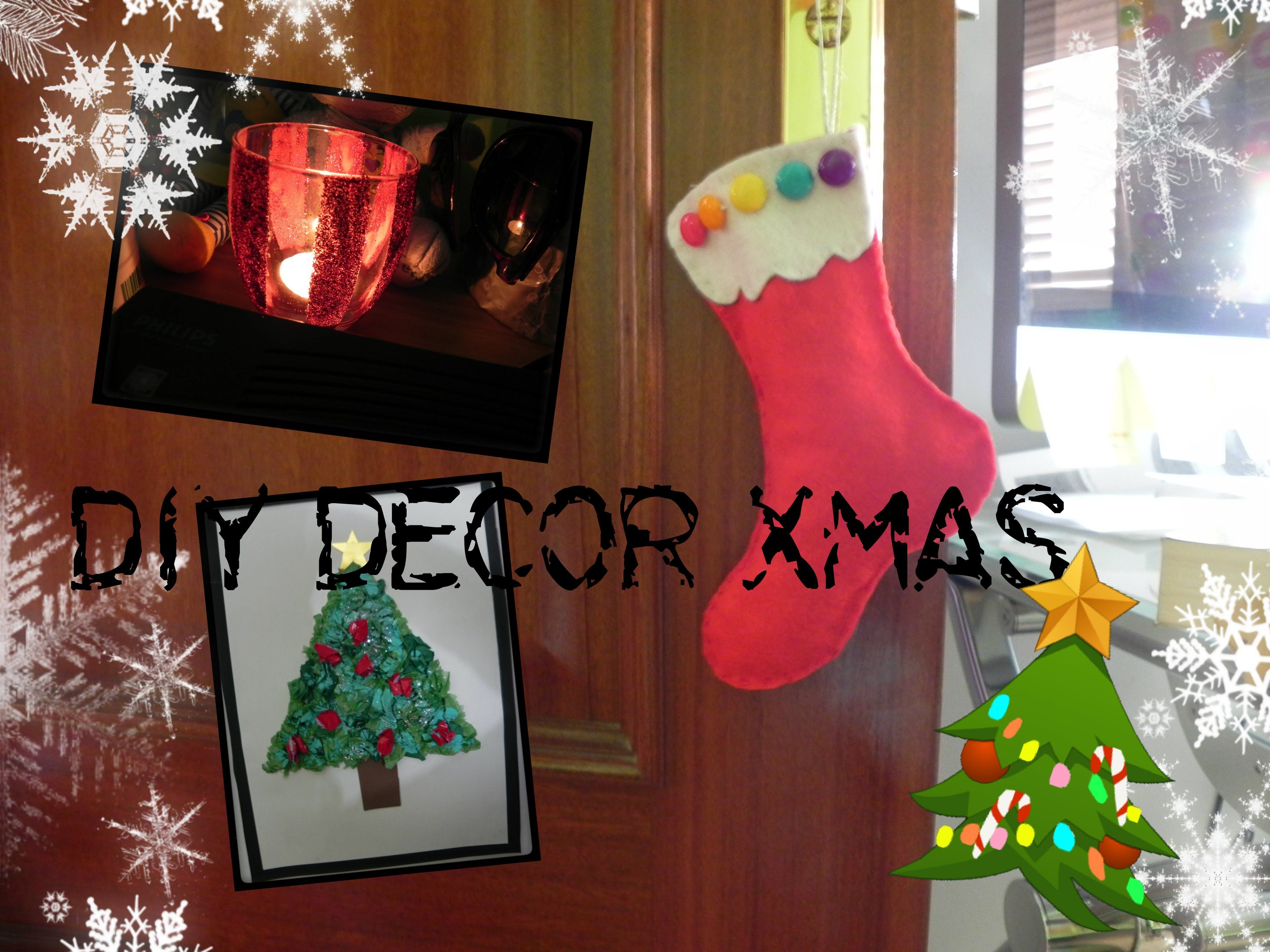 DIY Decor Xmas