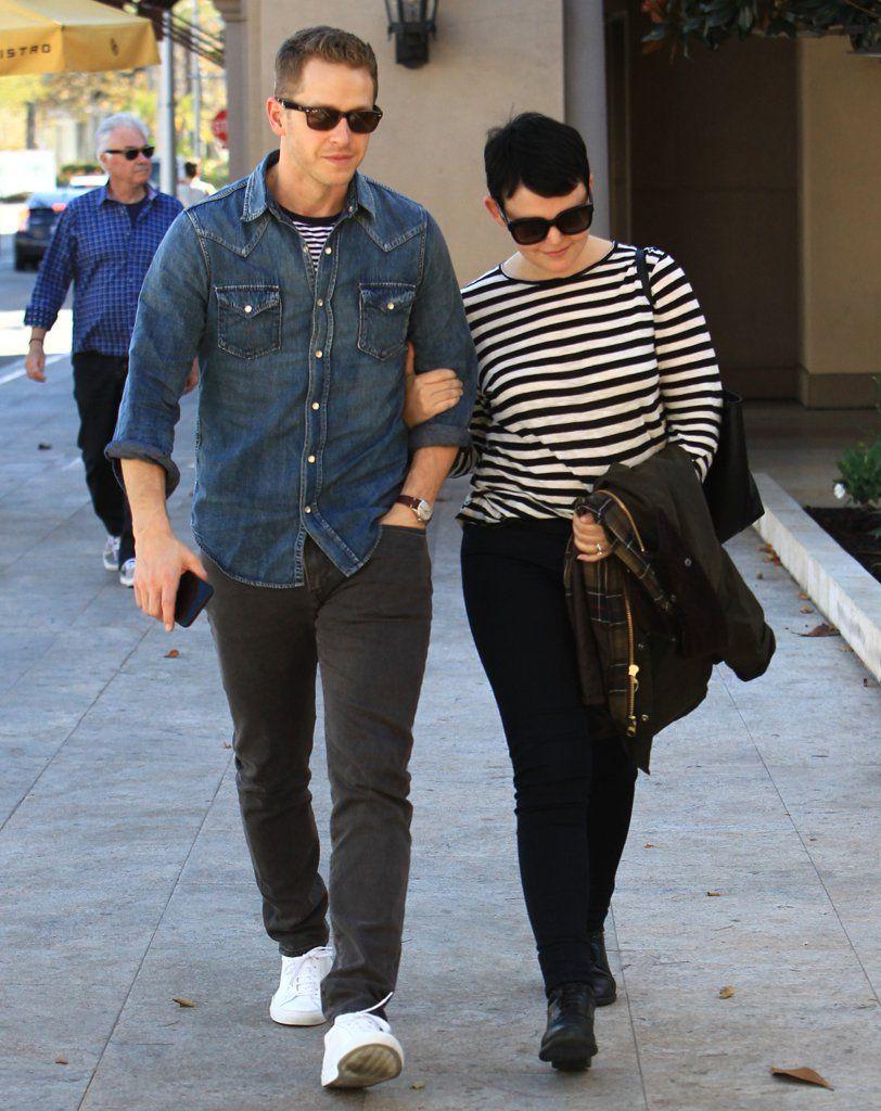 Jennifer Morrison ja Josh Dallas dating