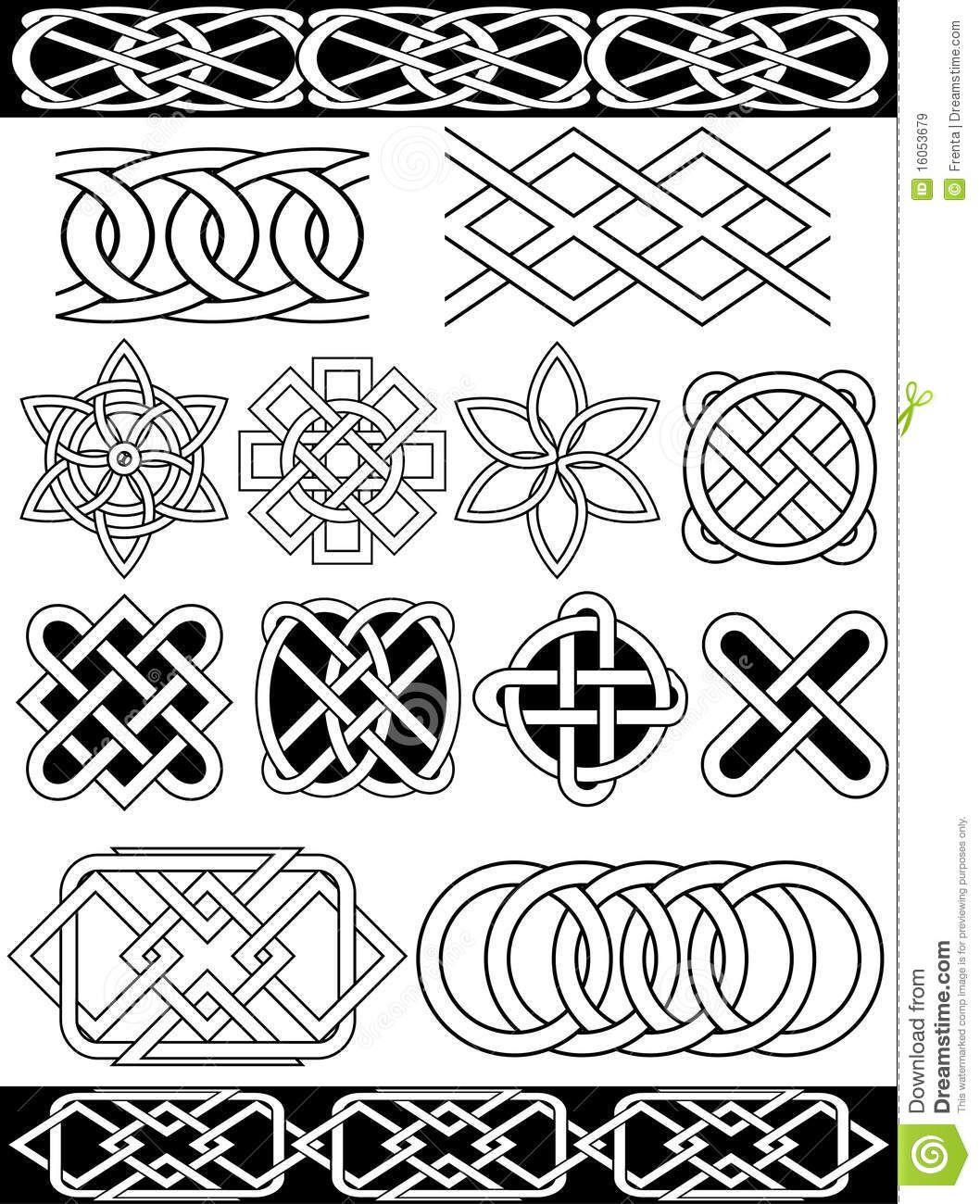 Celtic Knots - Lessons - Tes Teach