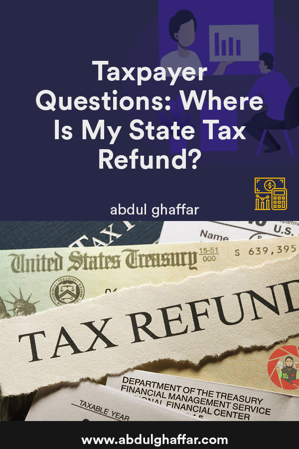How Long Does It Take To Get State Refund Tax