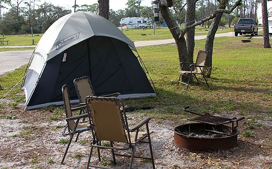 Fort Pickens Camp Ground Camping Tips For Moms