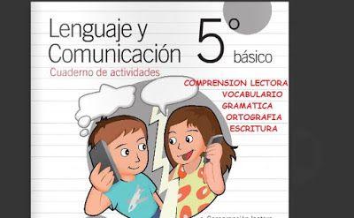2a85126567 Lenguaje y Comunicación 5 - Cuaderno de Actividades | Planeaciones Gratis