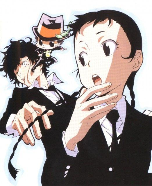 Akira Amano, Katekyo Hitman Reborn!, Reborn (Character