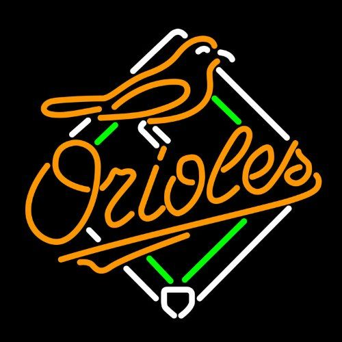 MLB Baltimore Orioles Baseball Beer Bar Pub Handcrafted
