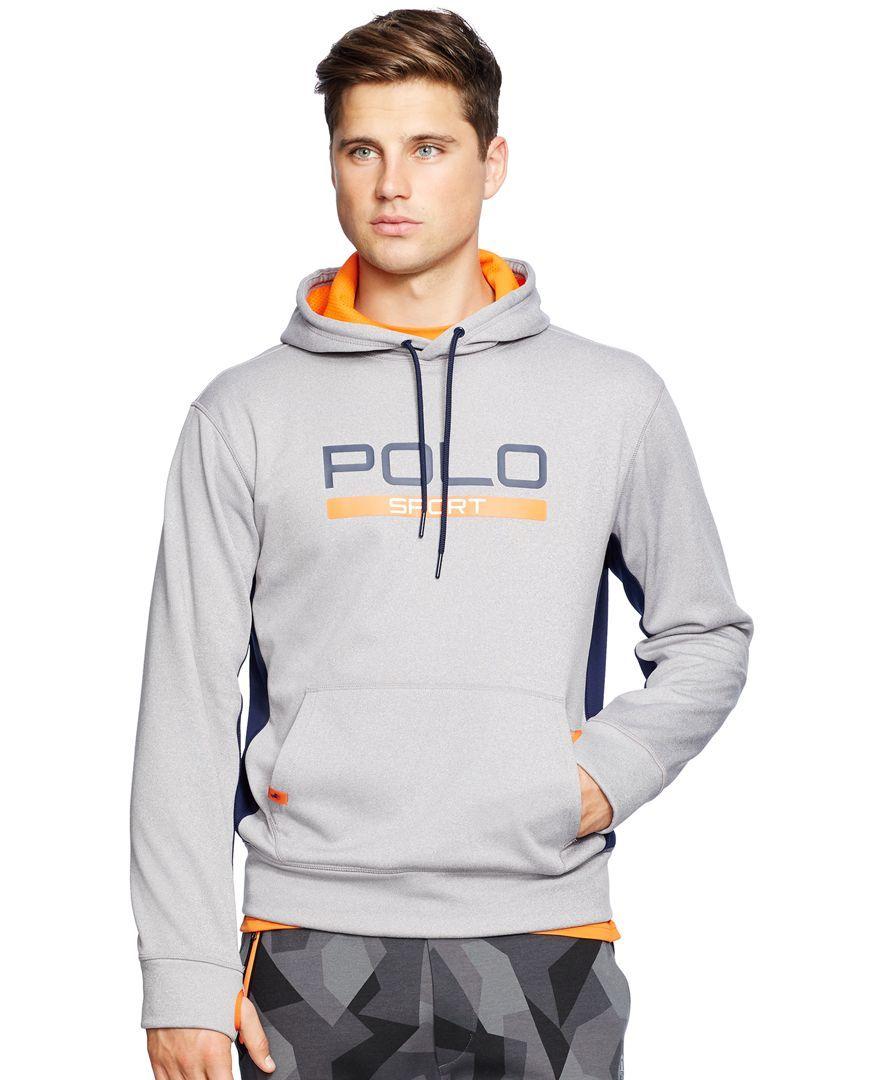 Polo Ralph Lauren Tech Fleece Hoodie