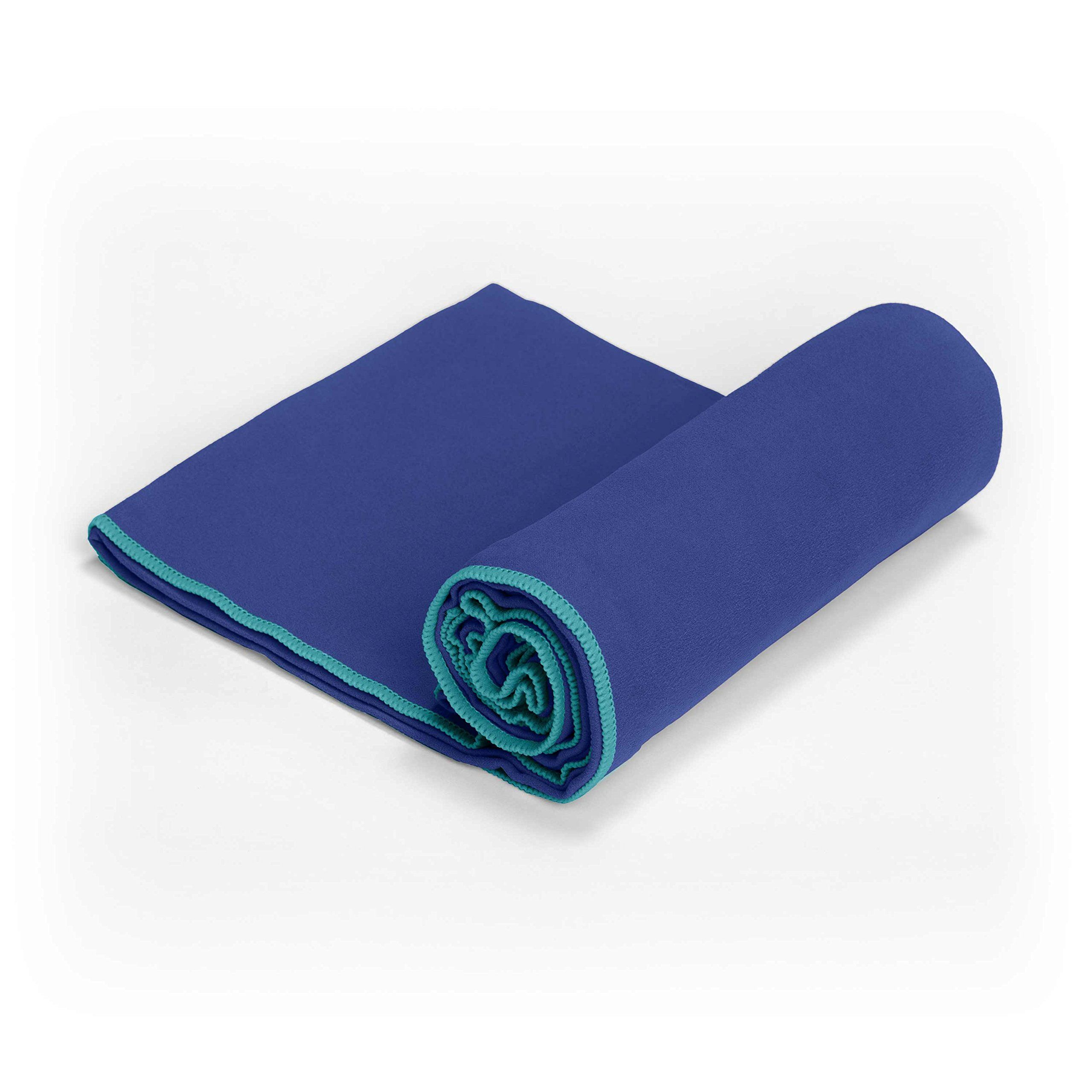 Amazon Com The Sport Travel Towel Microfiber Ultra Light Hang Loop 3 Sizes Beach Gym Hand Many Colors Super Abso Sport Towel Microfiber Travel Towel