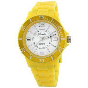 "Breda Women's 2176_yell ""Olivia"" Sport Plastic Watch. http://todaydeals.me/viewdetail.php?asin=B003ULM0ZY"