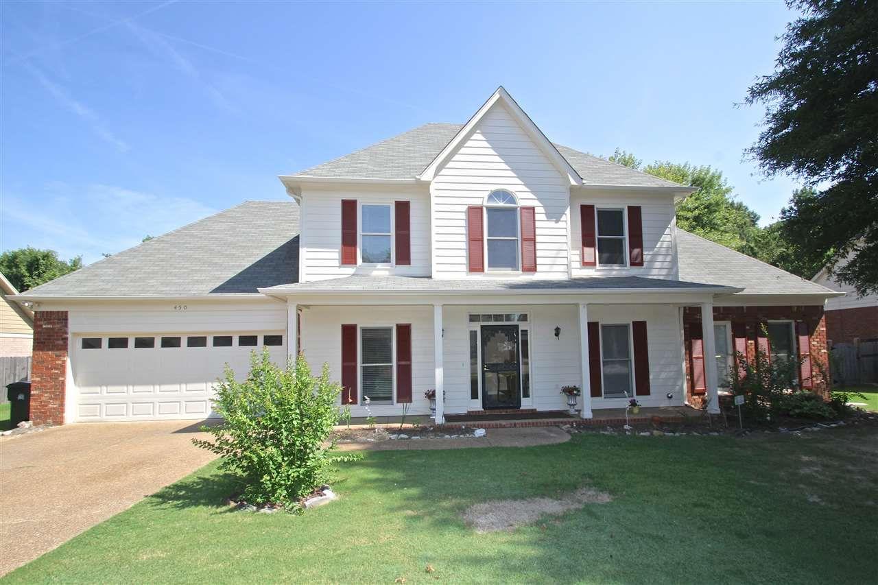 450 Ashton Woods Ct Collierville Tn 38017 Us Memphis Home For