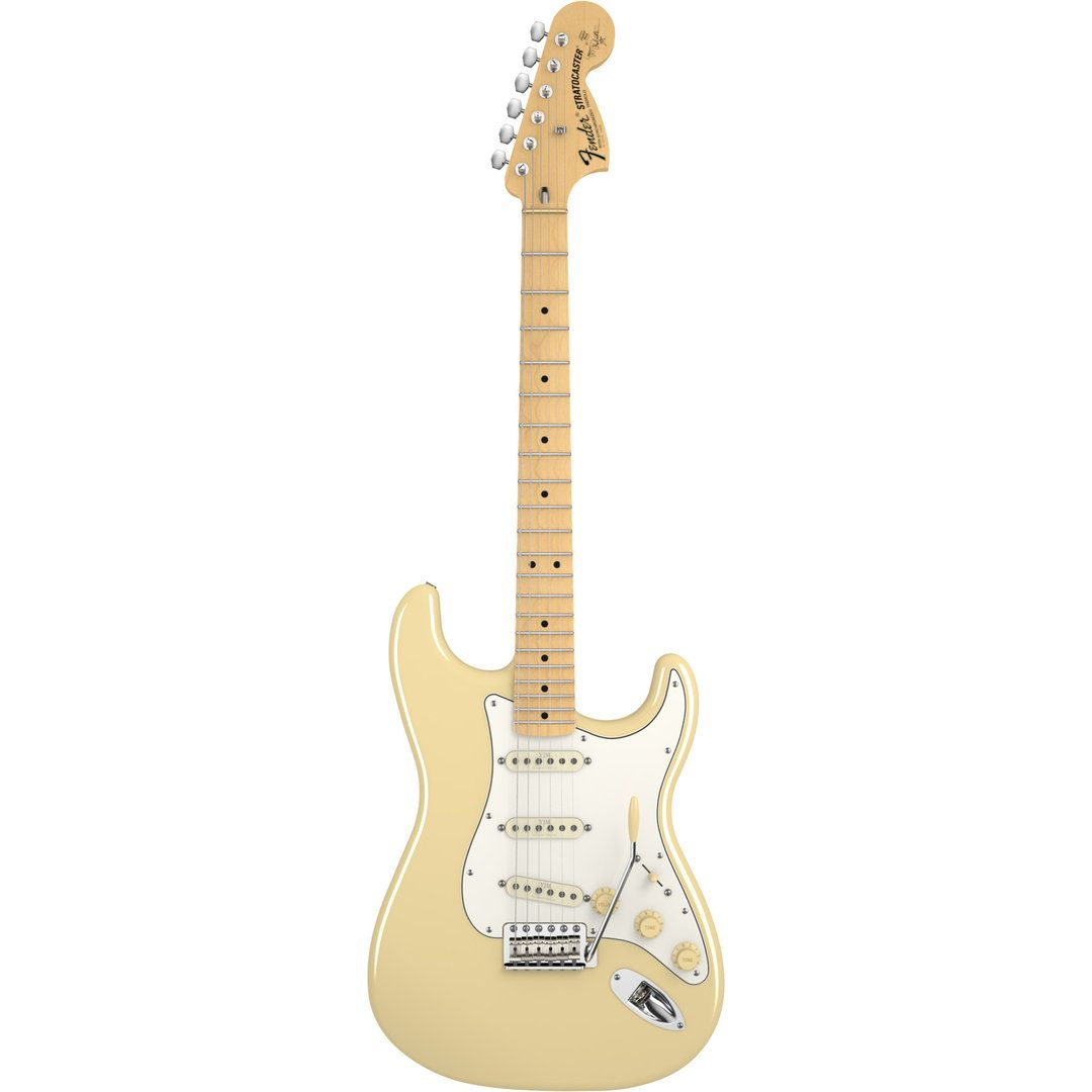 Fender Yngwie Malmsteen Stratocaster MN VW