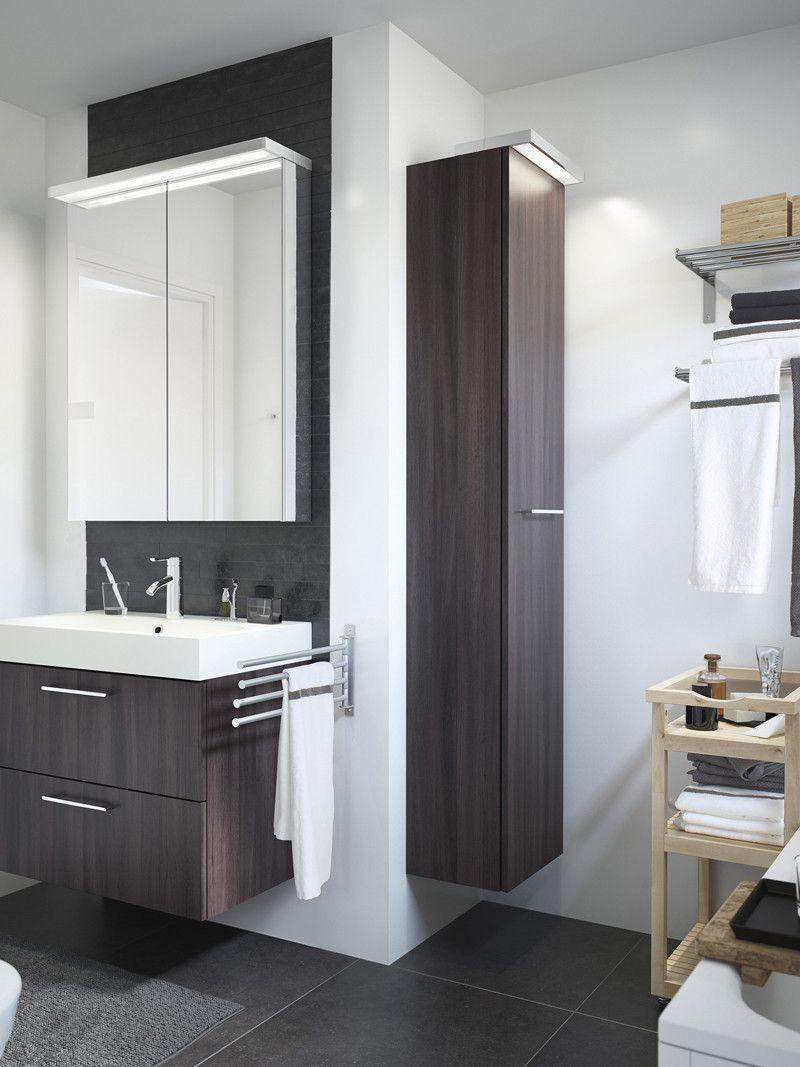 Wunderbar Kleines Badezimmer Einrichten Ikea