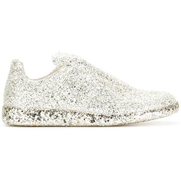 Replica glitter sneakers - Metallic Maison Martin Margiela 5odwuZOc