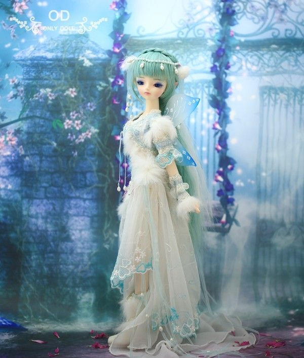 Qing Tong, 43cm Only Doll Girl - BJD Dolls, Accessories - Alice's Collections